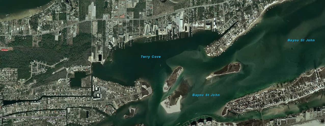 Terry Cove Of Orange Beach Al Restaurants Shopping