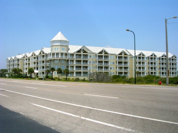 Grande Caribbean Orange Beach AL Condominium Community