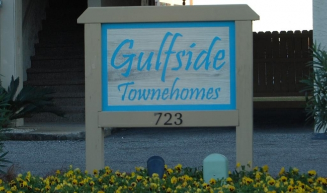 Gulfside Townhomes Gulf Shores AL Community