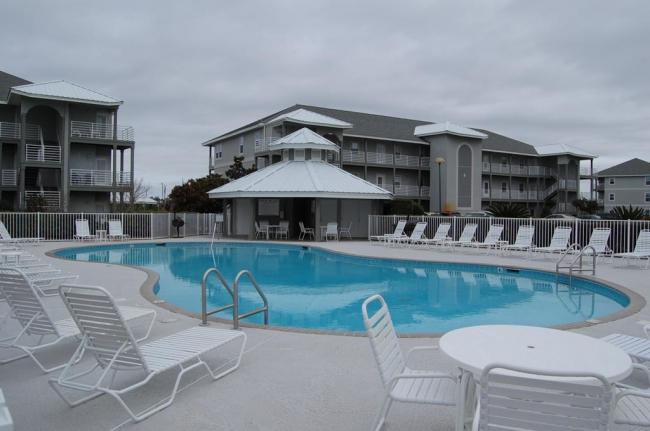 Romar Lakes Orange Beach AL Condo Community Pool