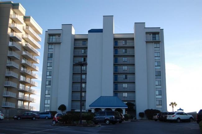 Romar Tower Orange Beach AL Condo (1)