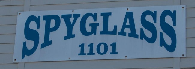 Spyglass Gulf Shores AL Condominium Sign