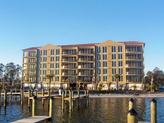 The Yacht Club Orange Beach AL Water Front Residences