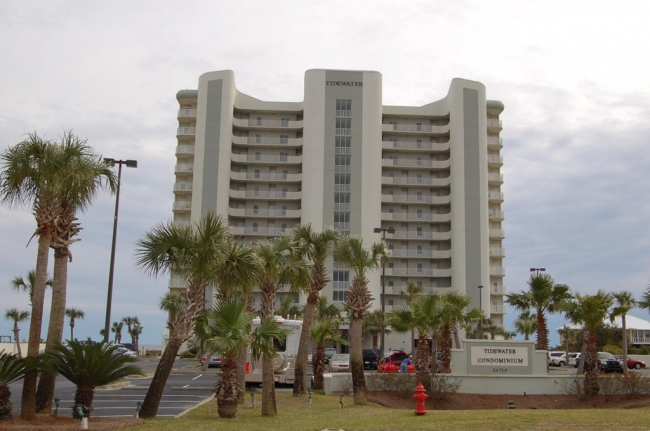 Tidewater Orange Beach AL Condos