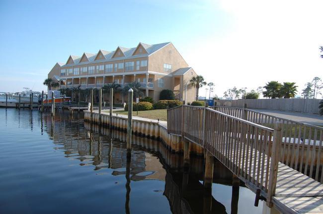 Walker Key Orange Beach AL Condo Community With Boat Facilities