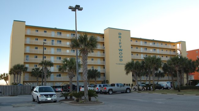 Driftwood Towers Gulf Shores AL Condos