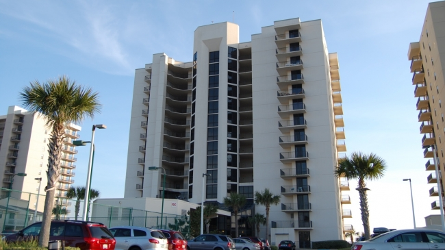 Phoenix VIII Orange Beach Alabama Condo Residences